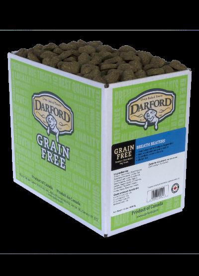 Darford   Grain Free Breath Beaters 15 lb Bulk