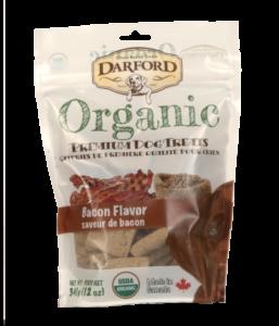 Darford organics bacon