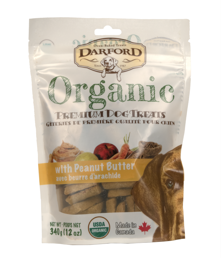 darford organic peanut butter