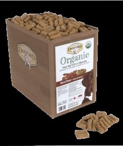 Organic Box + Treats Bacon Small