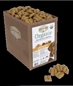 Organic Box + Treats Peanut Butter Small