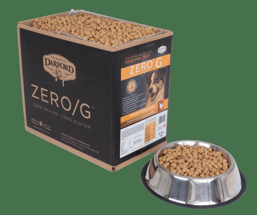 Zero G Chicken