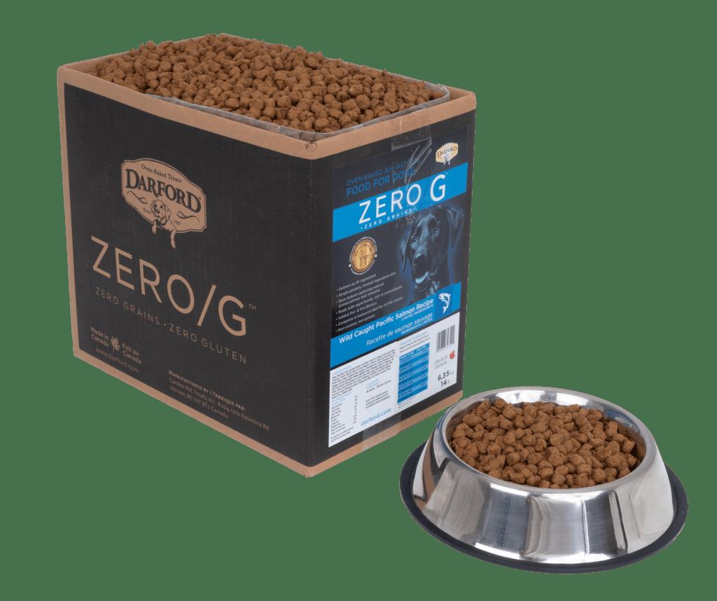 Zero G Salmon